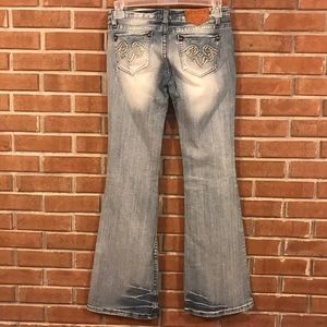 ReRock Jeans from the Express
